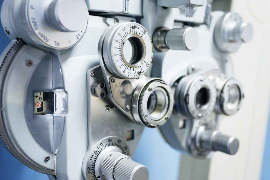 Ophthalmic Instrument Repairs